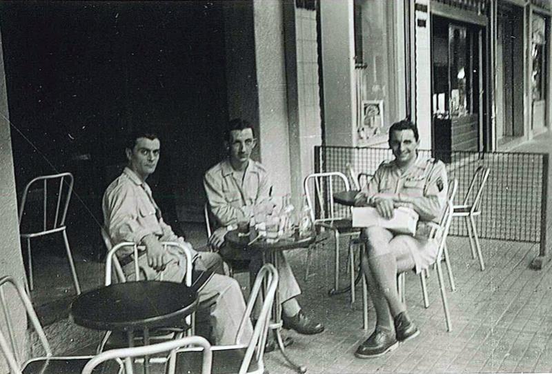 PHOTOS SOLDATS COCHINCHINE 1947/1952 1ER RIC 2EME RIC 3EME RIC 20111127
