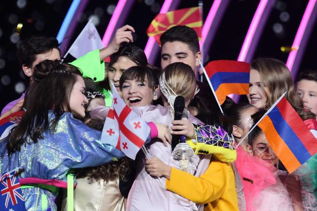 Junior Eurovision Song Contest 2019 - Poland wins...again! 0009es11