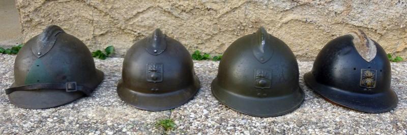 Le casque Modèle 26 de la Défense Passive - Page 2 P1040410