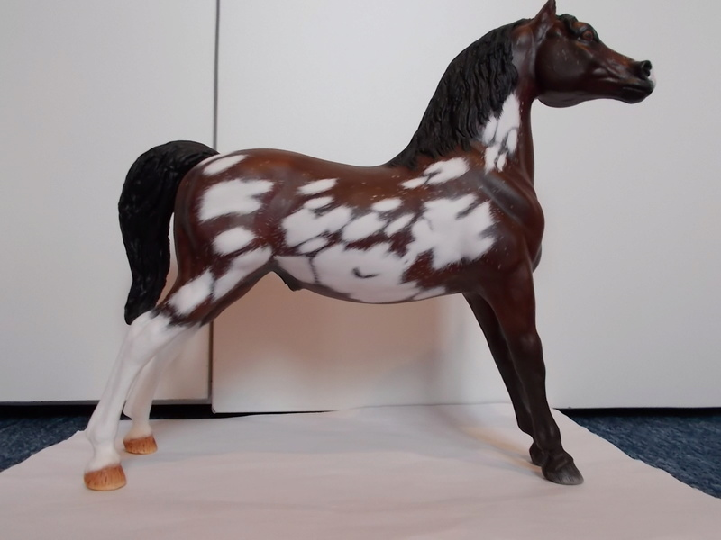 I started with repainting - Schleich horses - Page 4 Breyer11