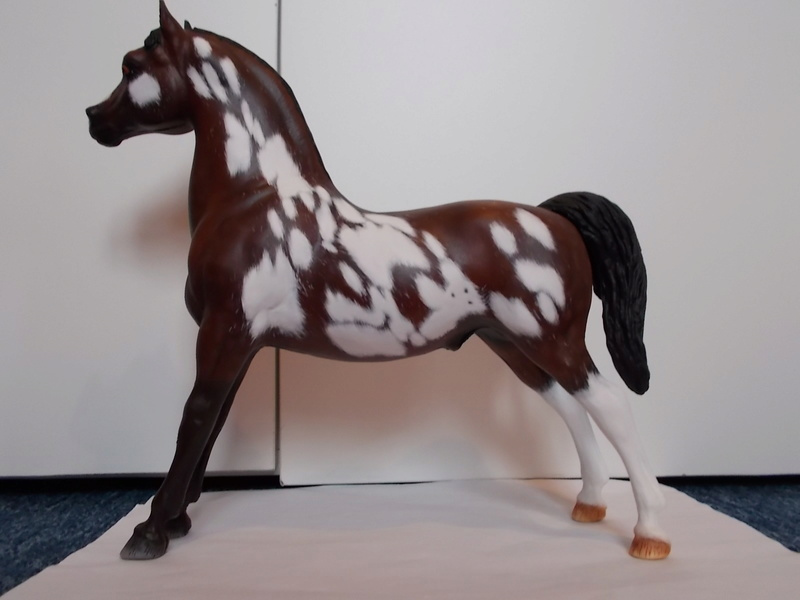I started with repainting - Schleich horses - Page 4 Breyer12