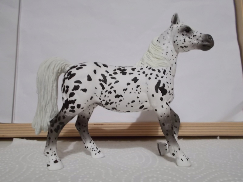 I started with repainting - Schleich horses - Page 2 Fuchs_13