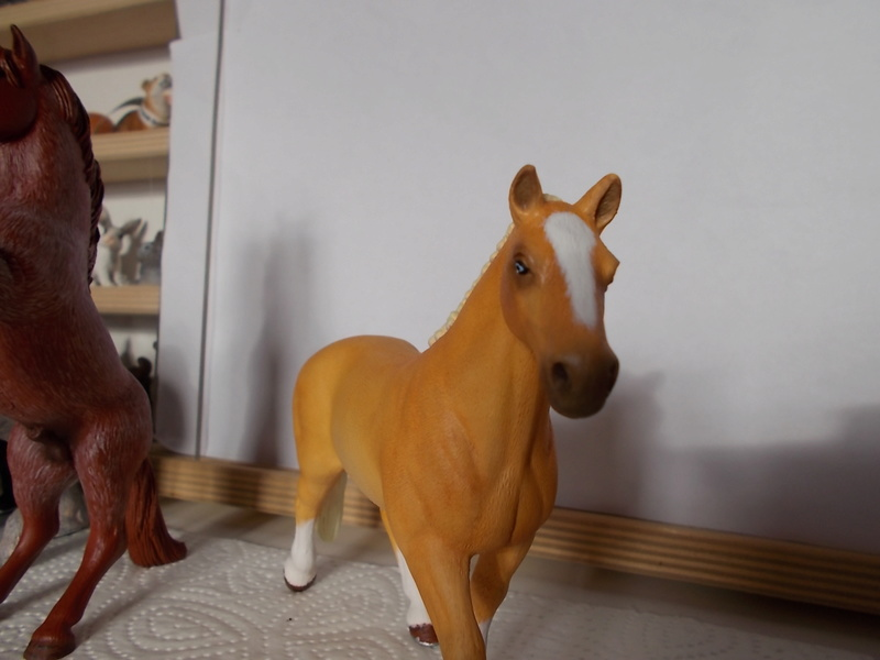 I started with repainting - Schleich horses - Page 2 Hanno_14