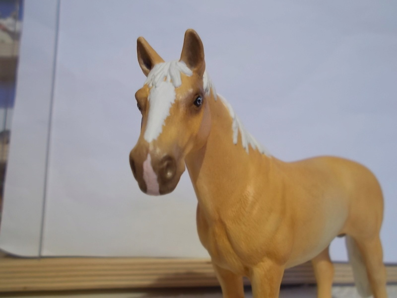 I started with repainting - Schleich horses - Page 2 Hanno_16