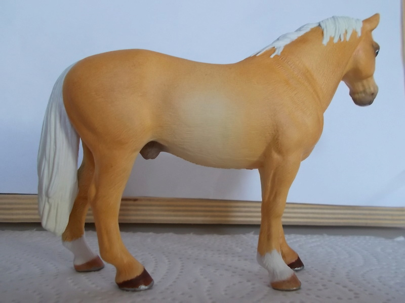 I started with repainting - Schleich horses - Page 2 Hanno_17