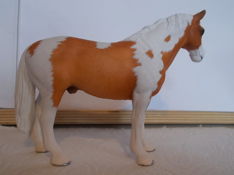 I started with repainting - Schleich horses - Page 3 Hanno_27