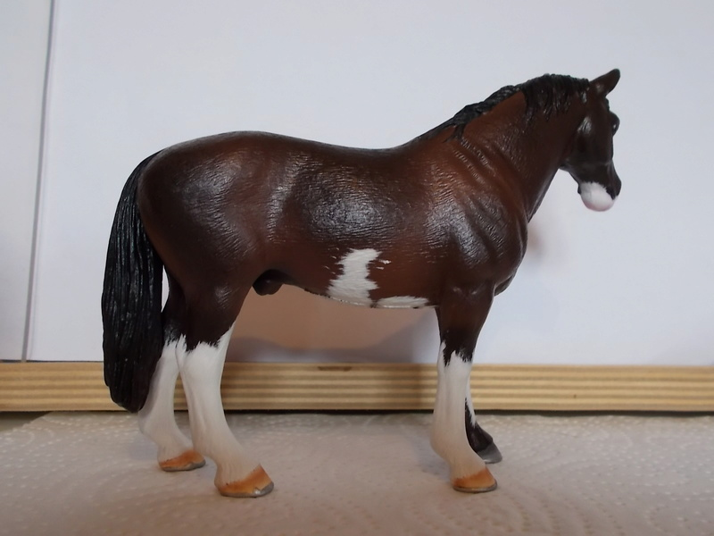 I started with repainting - Schleich horses - Page 3 Hanno_28