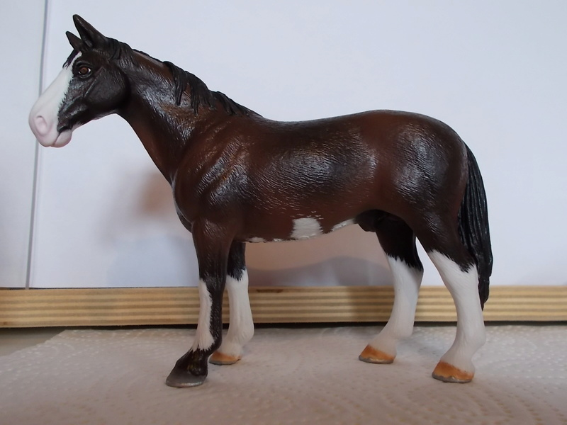 I started with repainting - Schleich horses - Page 3 Hanno_29