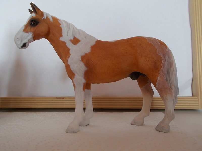 I started with repainting - Schleich horses - Page 3 Hanno_32
