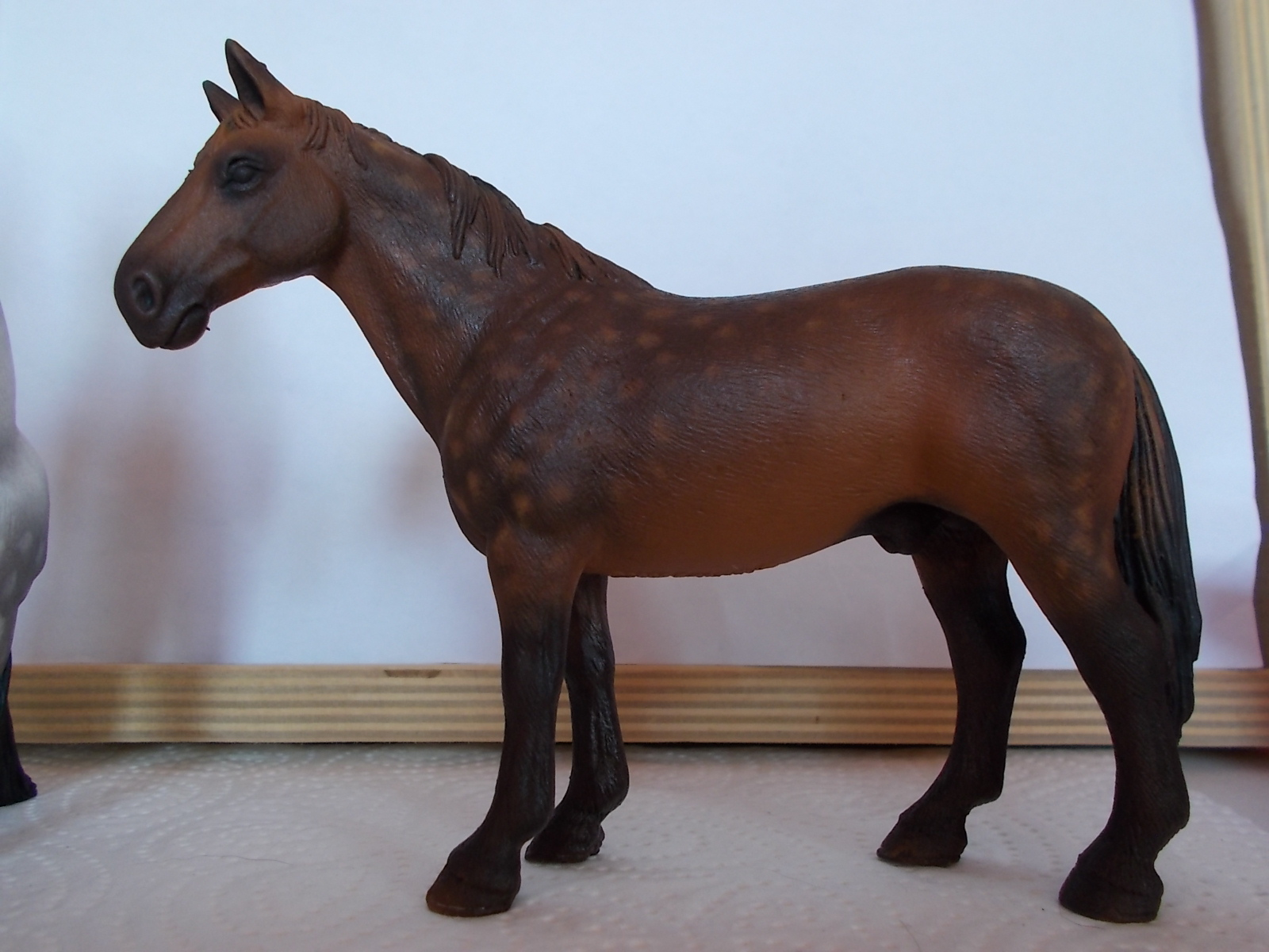 I started with repainting - Schleich horses - Page 3 Hanno_35