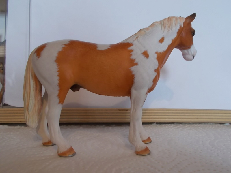 I started with repainting - Schleich horses - Page 3 Hannov19