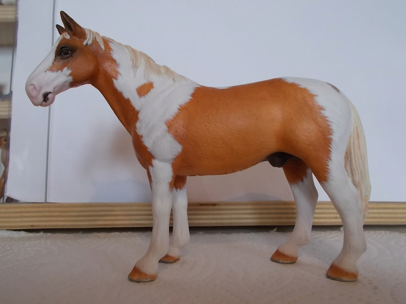I started with repainting - Schleich horses - Page 3 Hannov20
