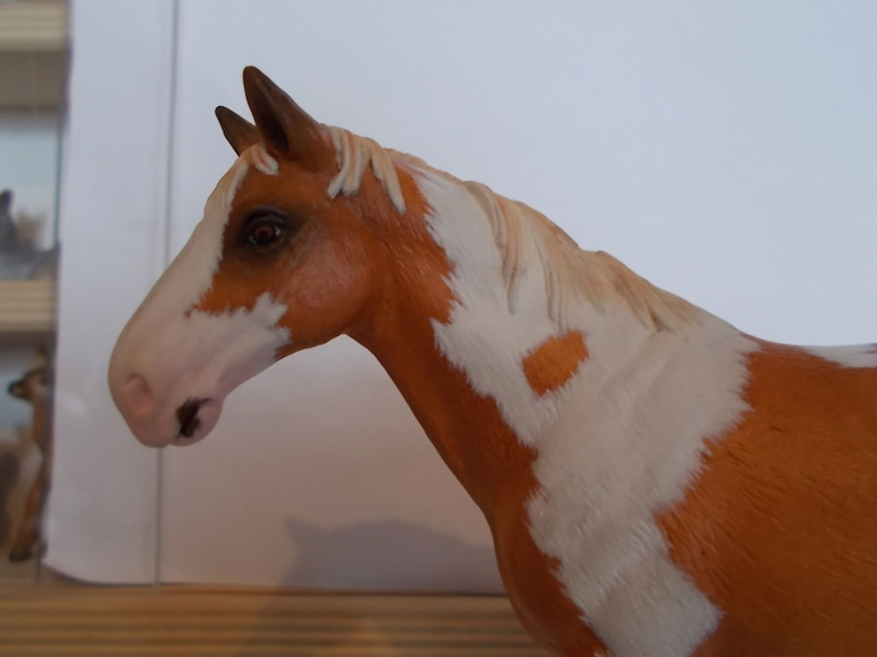 I started with repainting - Schleich horses - Page 3 Hannov22