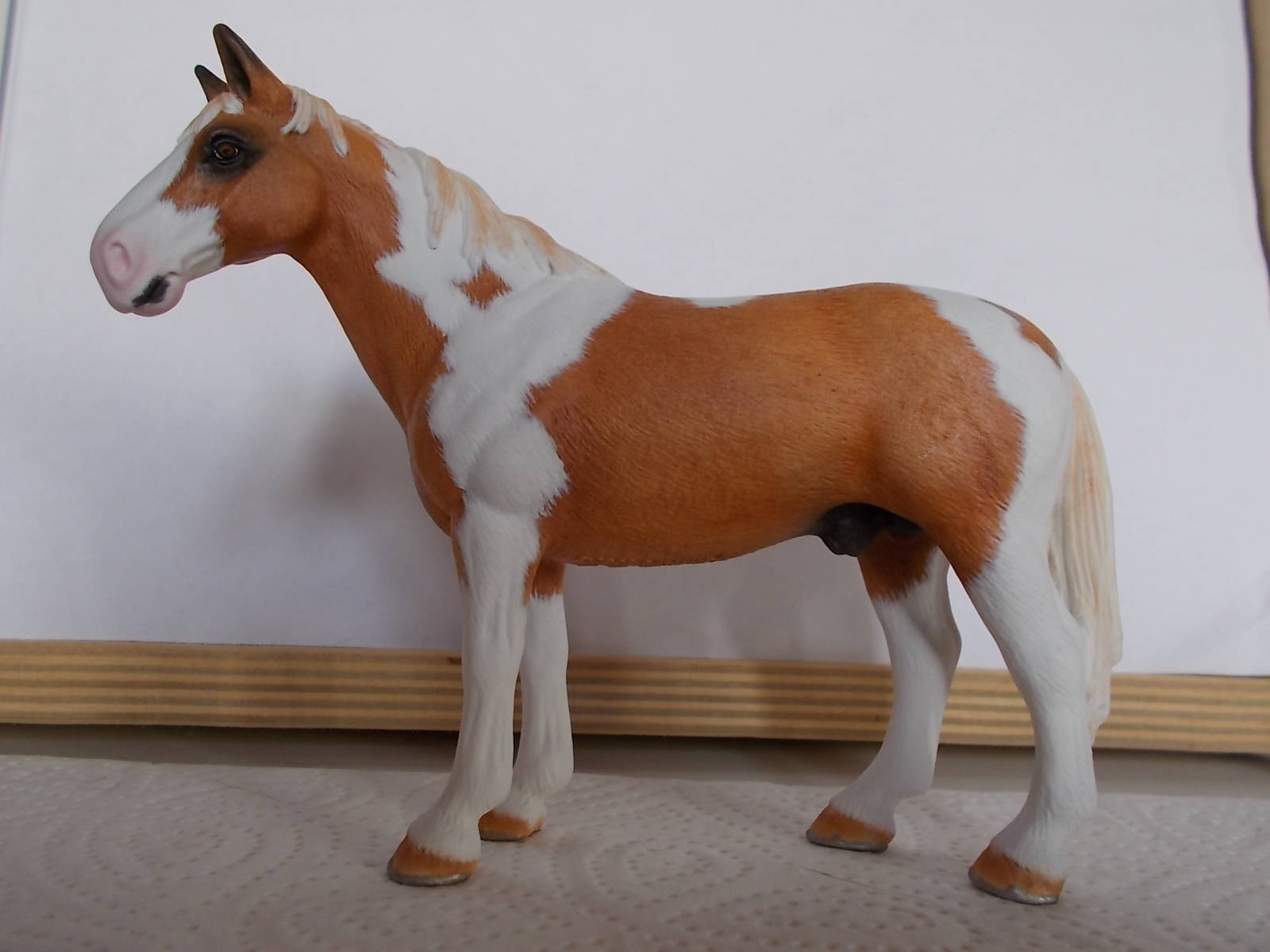 I started with repainting - Schleich horses - Page 3 Hannov27