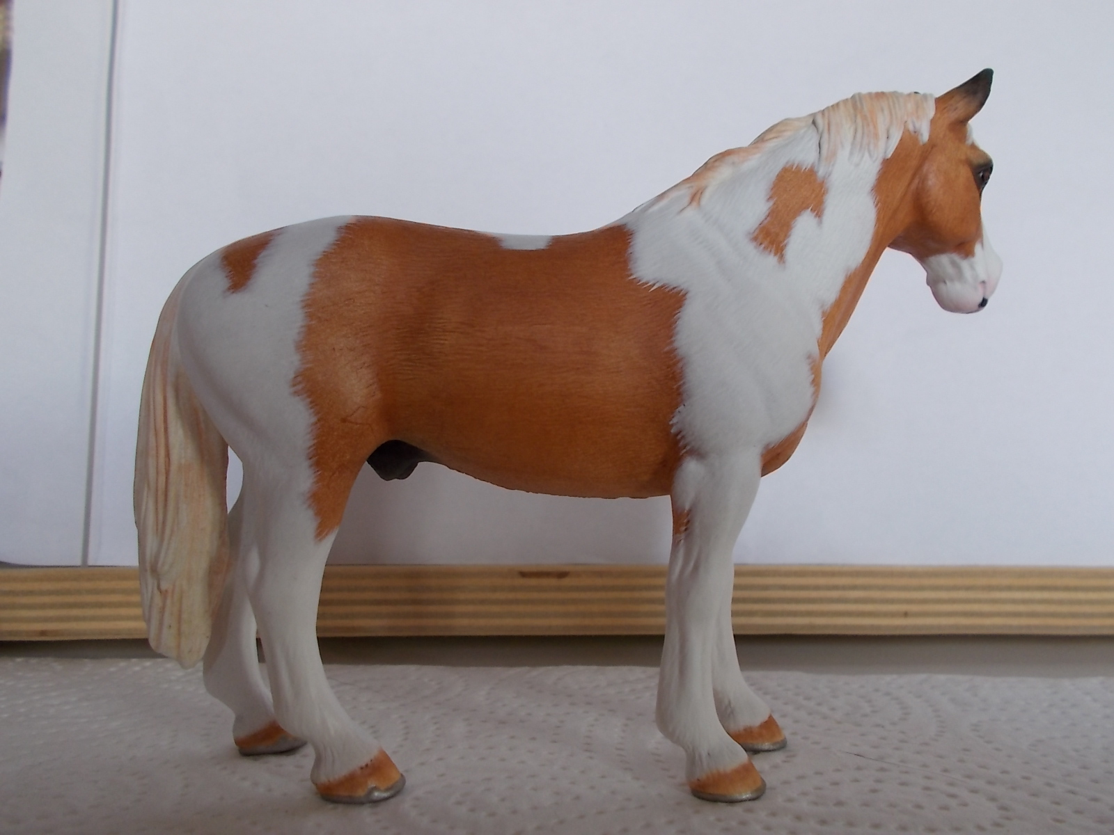 I started with repainting - Schleich horses - Page 3 Hannov28