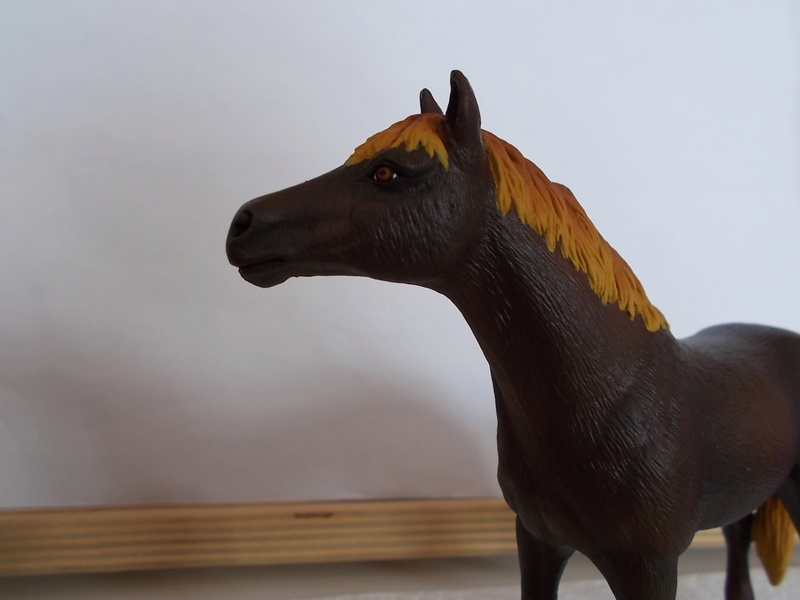 I started with repainting - Schleich horses - Page 3 Knabst17