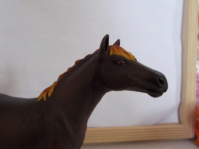 I started with repainting - Schleich horses - Page 3 Knabst18