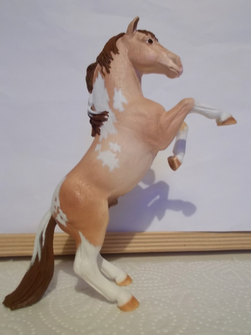 I started with repainting - Schleich horses - Page 2 Mustan40