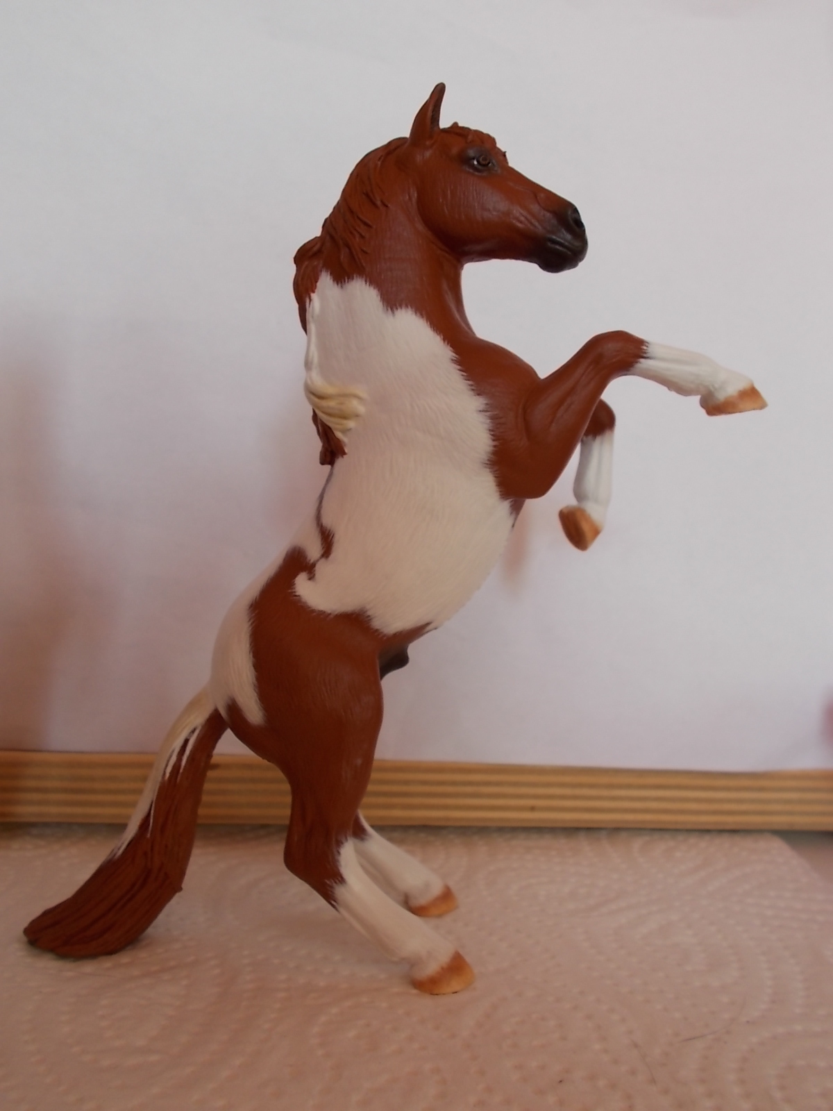 I started with repainting - Schleich horses - Page 3 Mustan79