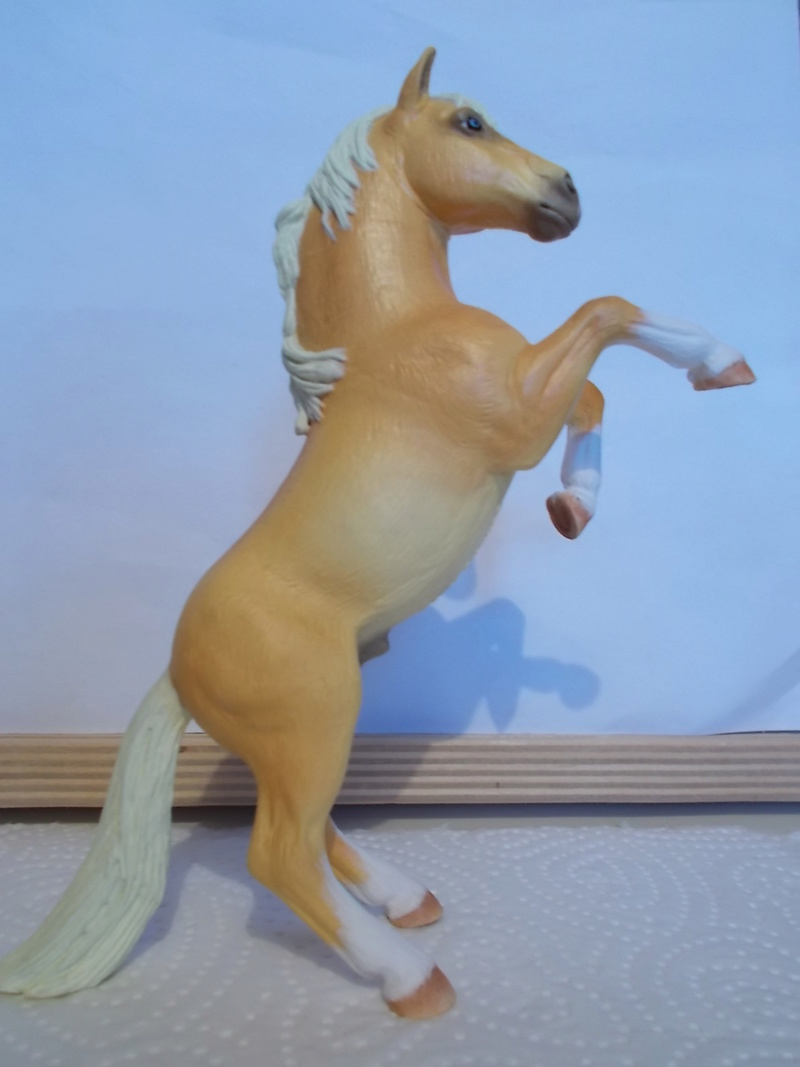 I started with repainting - Schleich horses - Page 2 Palomi15