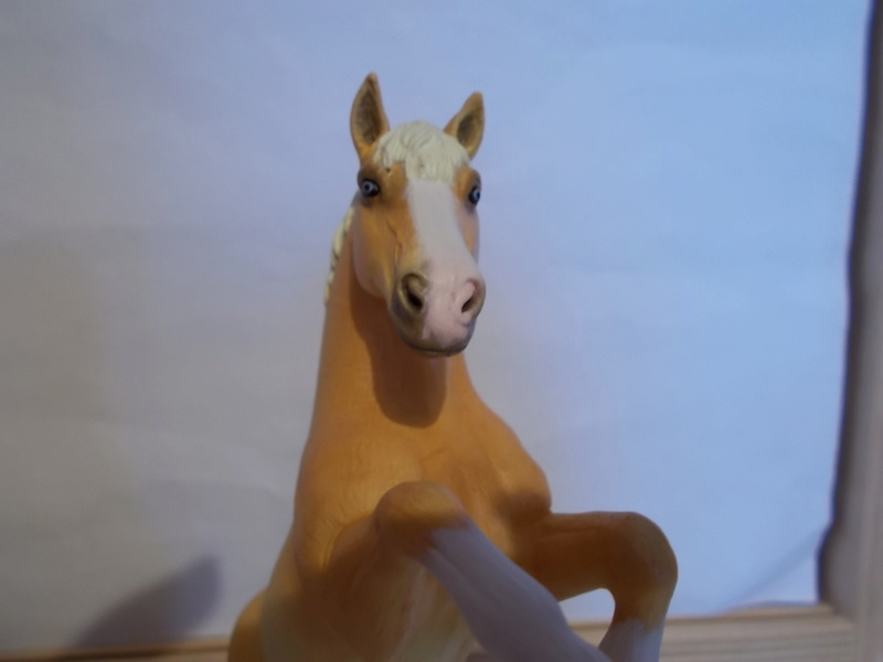 I started with repainting - Schleich horses - Page 2 Palomi17