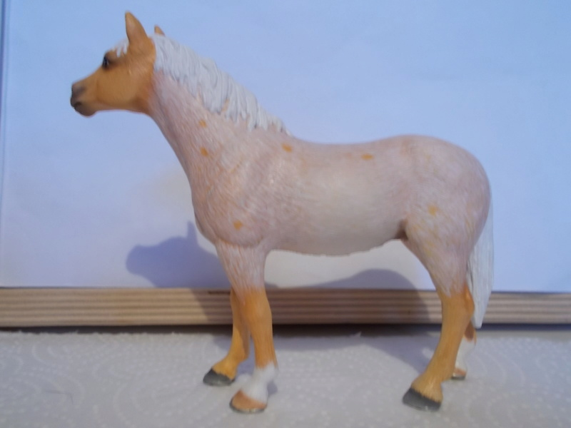 I started with repainting - Schleich horses - Page 2 Palomi19
