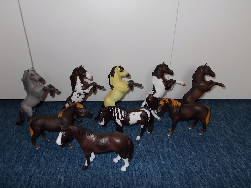 I started with repainting - Schleich horses - Page 3 Repain21