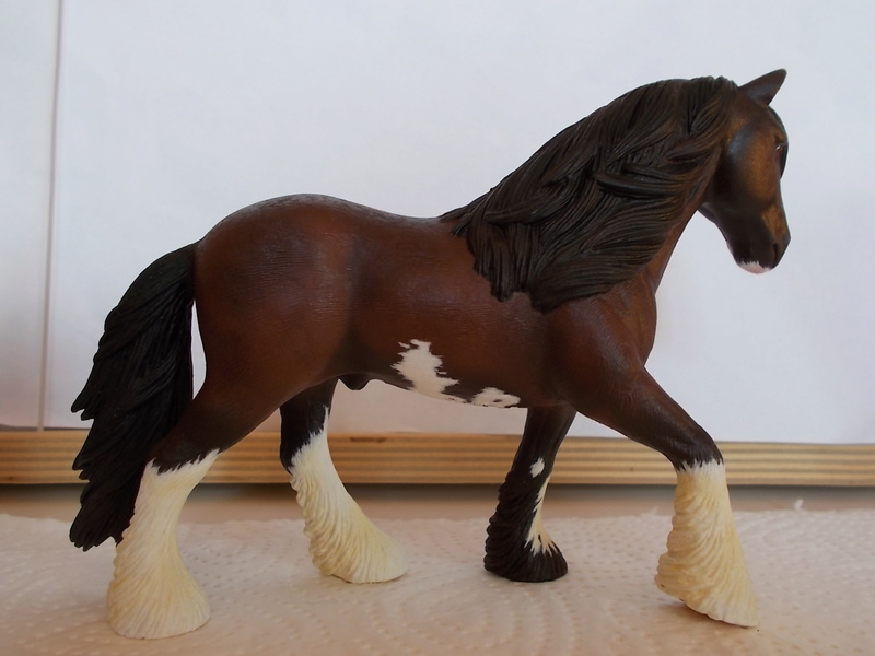 I started with repainting - Schleich horses - Page 2 Tinker15