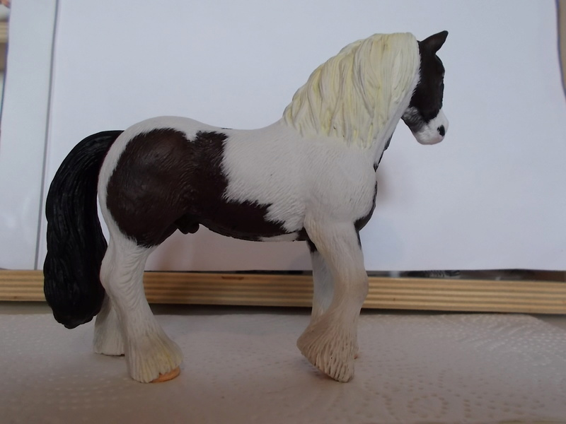 I started with repainting - Schleich horses - Page 3 Tinker20