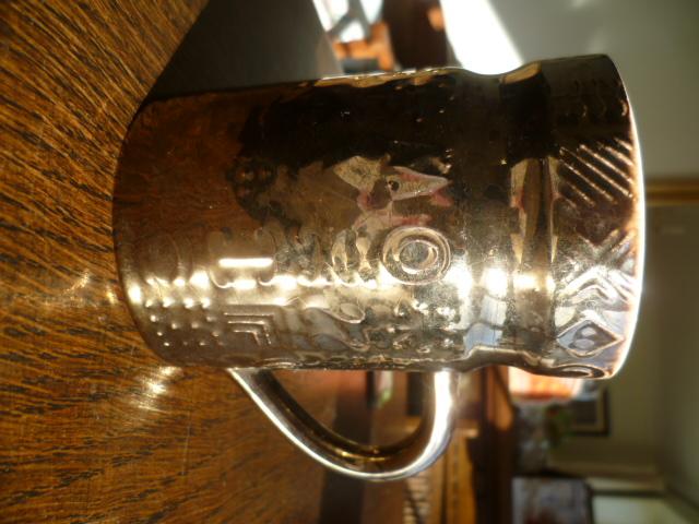 Odd Susan Ellis-Williams inspired Lustreware Mug P1270811