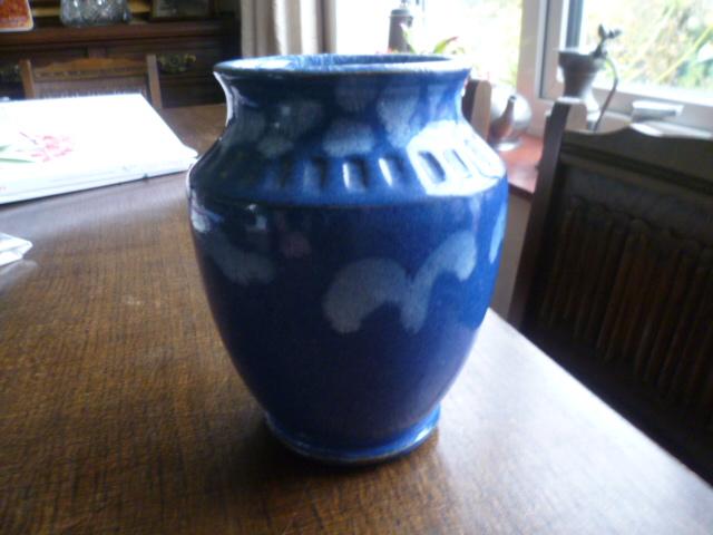 1993 Vase - Victor Holst, Devon P1280012