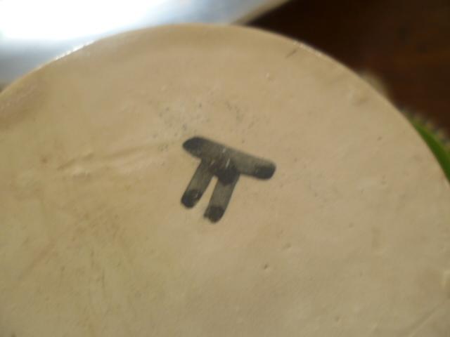 Little handled bowls - a little Art Deco 1930's look P1300513
