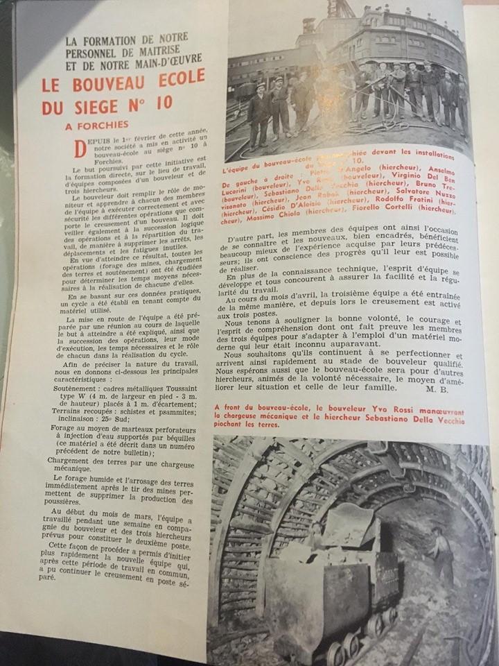 lampes de mineurs,  divers objets de mine, outils de mineur et documents  - Page 12 87269410