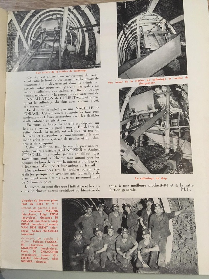 lampes de mineurs,  divers objets de mine, outils de mineur et documents  - Page 12 87400011