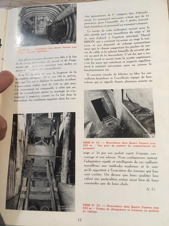 lampes de mineurs,  divers objets de mine, outils de mineur et documents  - Page 12 87488511