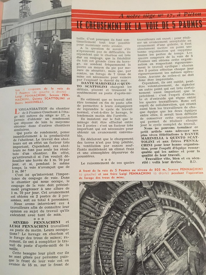 lampes de mineurs,  divers objets de mine, outils de mineur et documents  - Page 12 87504711
