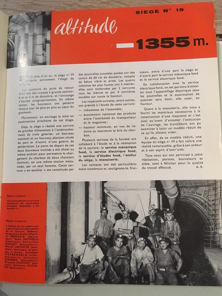 lampes de mineurs,  divers objets de mine, outils de mineur et documents  - Page 12 87616112