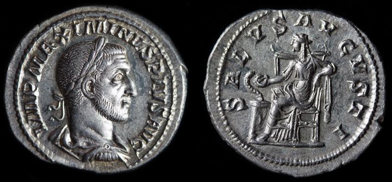 Maximin Ier (le Thrace) 15qak510