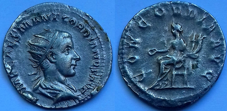 Antoninien Gordien III CONCORDIA AVG 20180512