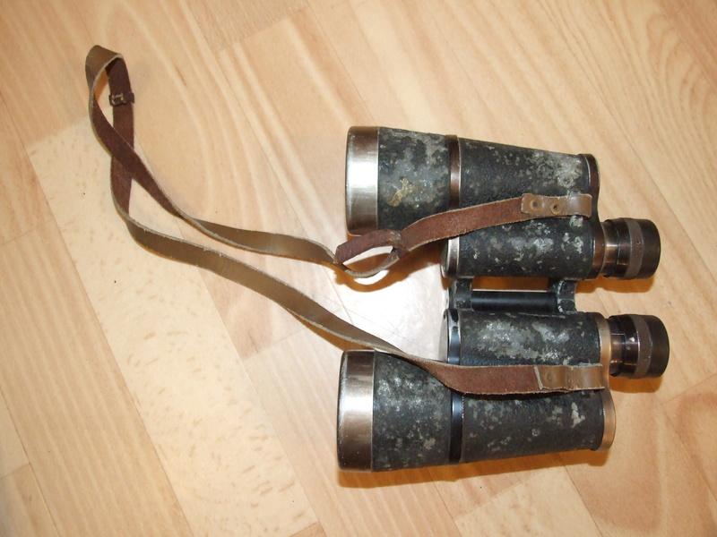 Jumelles 10x50 Wehrmacht. Dscf7711