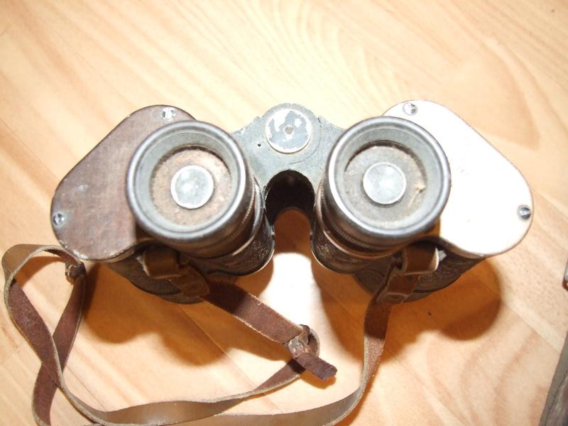 Jumelles 10x50 Wehrmacht. Dscf7712
