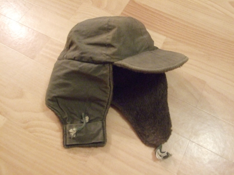 Cap, Field, Pile M 43 bataillon de Corée ? Dscf8039