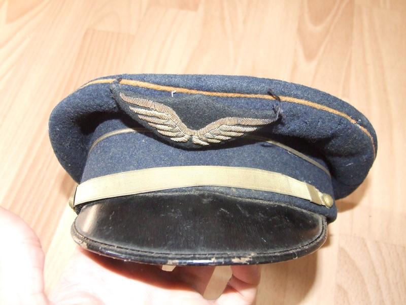 Casquette Armée de l'Air 1942. Dscf8928