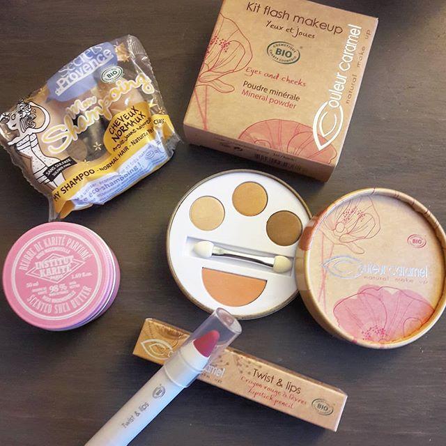Box Belle Au Naturel - Beauté et bien-être, bio et full sizes 27579510