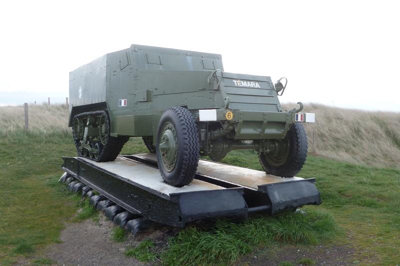 Ancien camion de l'armée US 00111