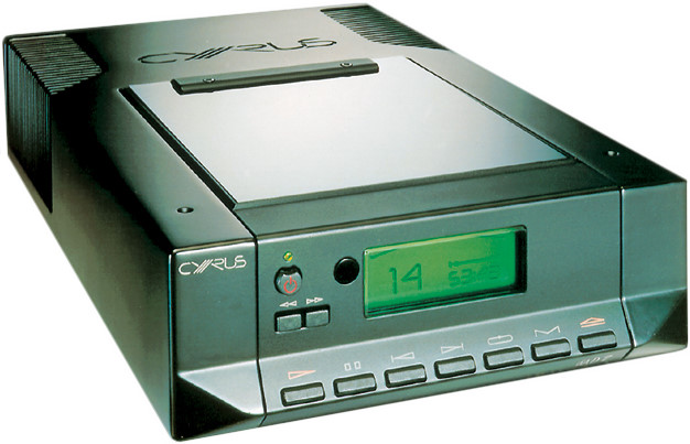 (Sold) Cyrus dAD7 CD Player 2306-d10