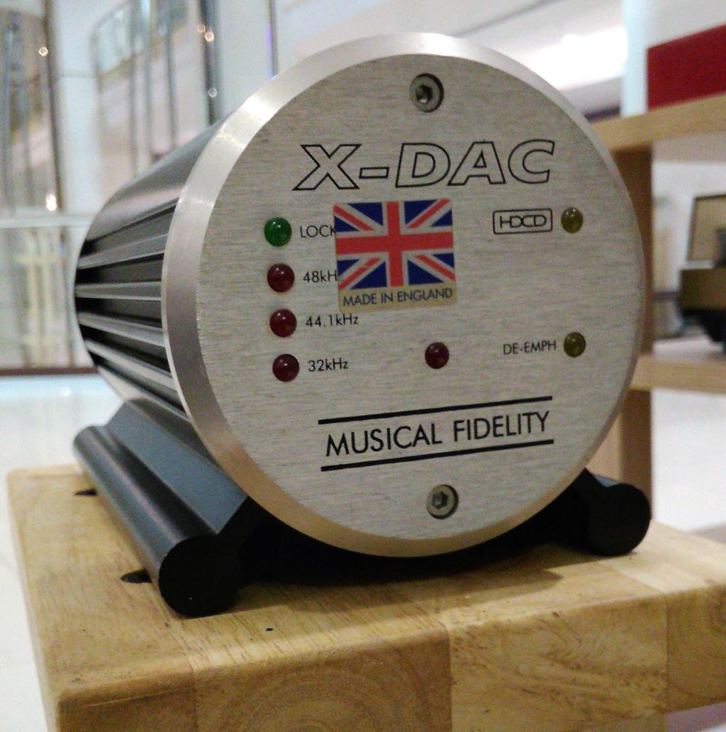 Musical Fidelity X-DAC Digital-to-Analog Converter Img_2063
