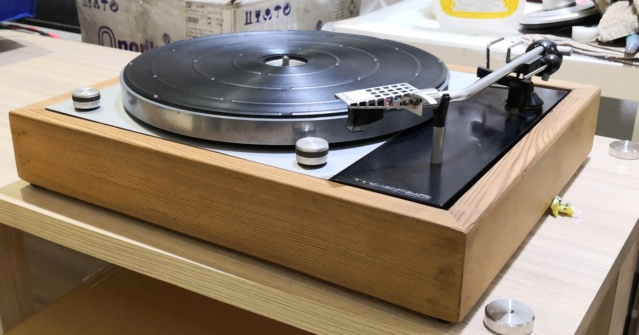 Thorens TD150 - Superb Condition Img_2071