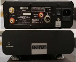(Sold) Roksan DA1 DAC Roksan11