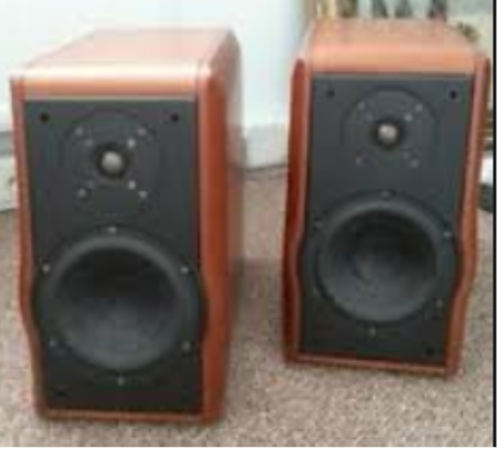 Usher R-729 Bookshelf Speakers Usher_10